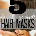 DIY Hair Masks