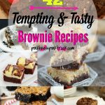 42 Tempting & Tasty Brownie Recipes