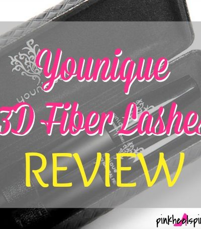 Beauty Review: Younique 3D Lashes