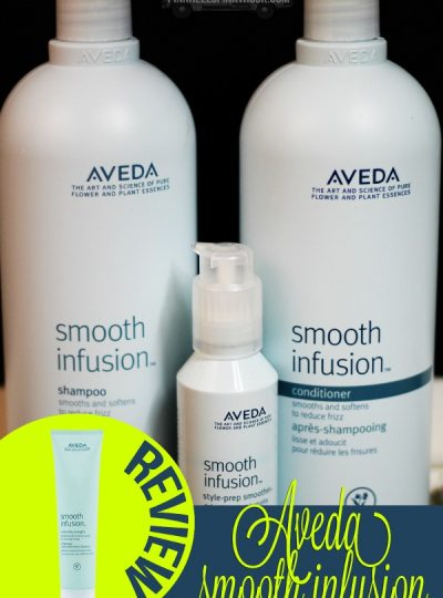 Beauty Review: Aveda Naturally Straight Smooth Infusion Products #avedanaturallystraight #ad