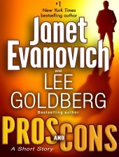 Book Review: Pros and Cons by Janet Evanovich, Lee Goldberg