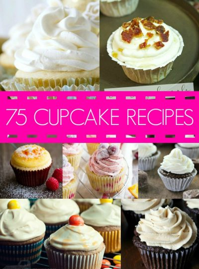 These cupcake recipes are simply divine! A flavor for everyone! You are sure to find a new cupcake favorite!