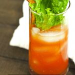 Want a fun new twist to the Bloody Mary? Try out this Bacon verison...a play on the B.L.T. if you will. Try out my Bacon Bloody Mary!