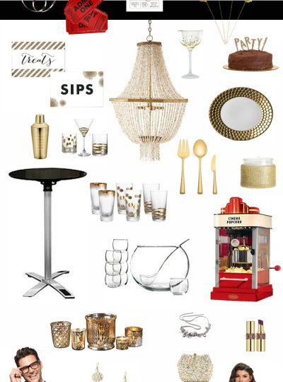Looking for a fun NYE Party Idea? How about a Great Gatsby Themed NYE?