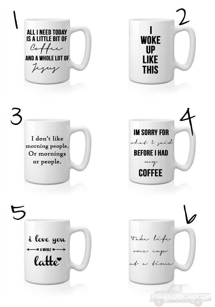 Craft The Best Sharpie Mug Quotes Tutorial Taylor Bradford