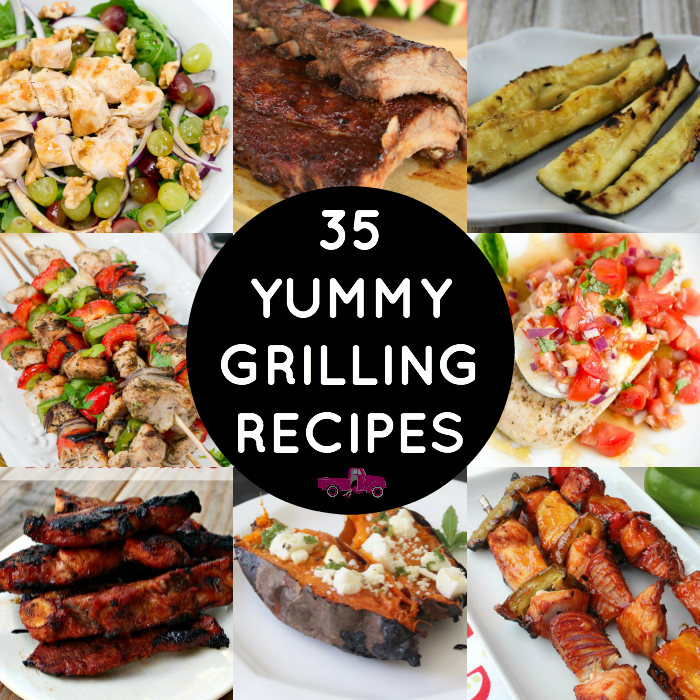35 Yummy Grilling Recipes • Taylor