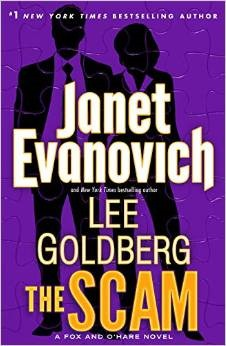 Book Review: The Scam by Janet Evanovich and Lee Goldberg
