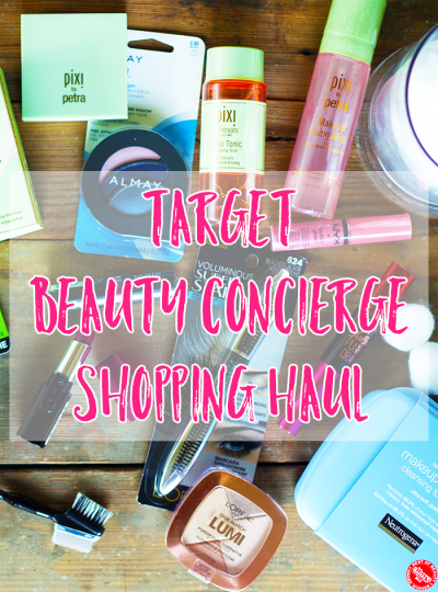 My Target Beauty Concierge Experience
