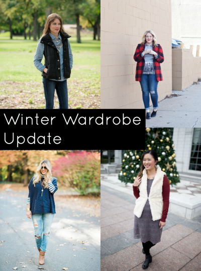 How To Update Your Winter Wardrobe with these 8 pieces!