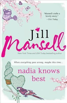Book Review: Nadia Knows Best by Jill Mansell