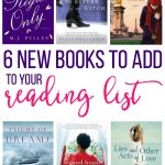 Looking for a new read? Check out these 6 books that recently hit the shelves!