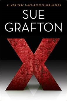Book Review: X by Sue Grafton