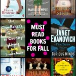 Don't miss these Must Read Books for Fall!!