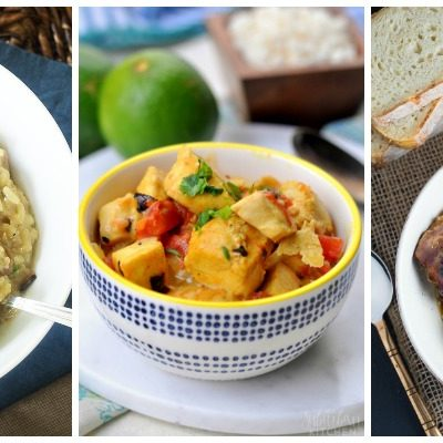 Easy Weeknight Dinner Ideas + Create & Crave