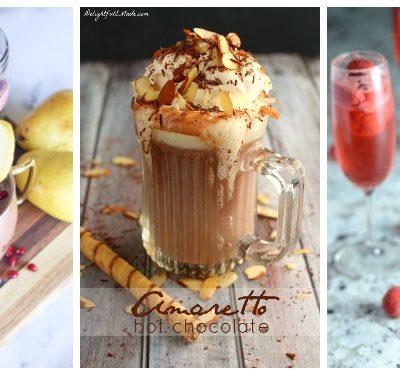 10 Winter Cocktail Recipes + Create & Crave