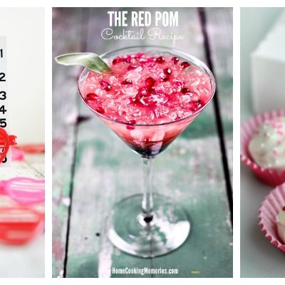 Valentines Day Ideas – Food & Crafts + Create & Crave