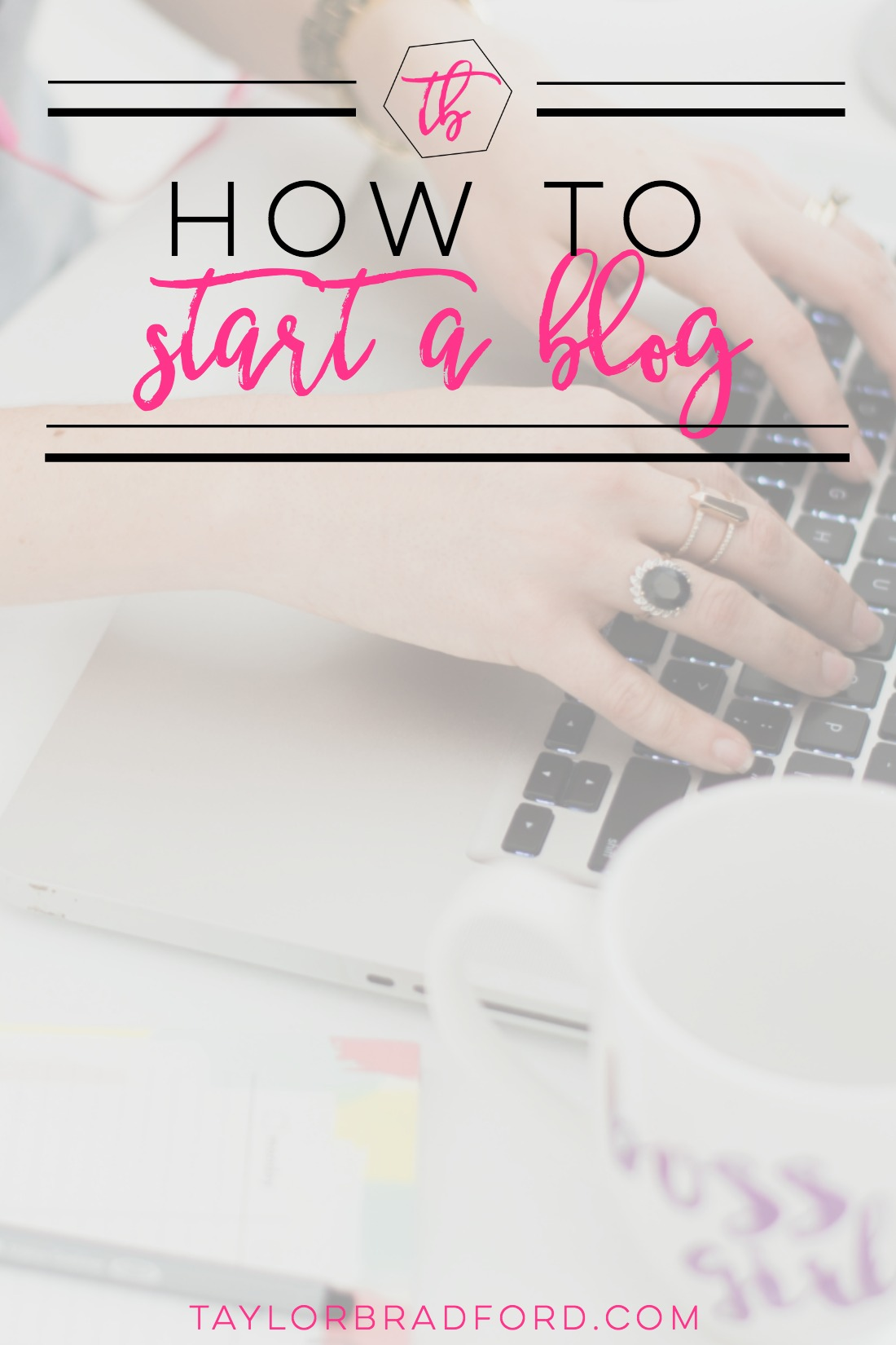 Find out all the steps necessary on how to start a blog! Get ready to jump in with both feet!!