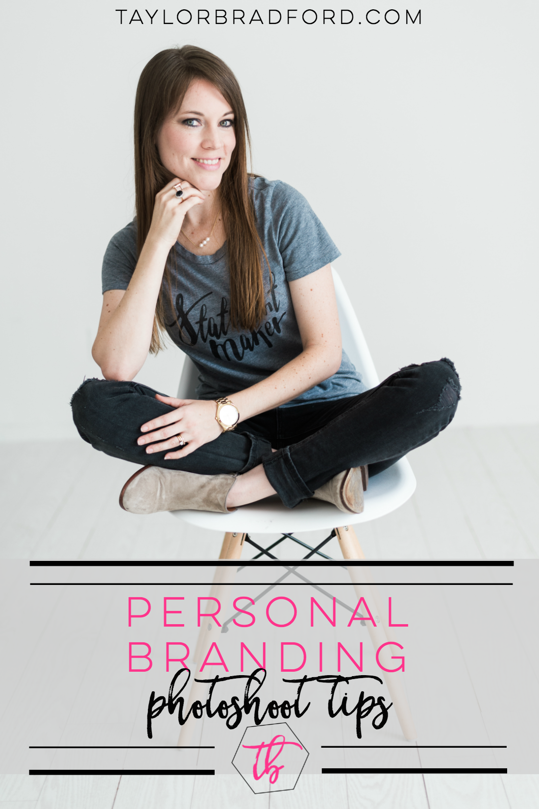 Check out these 5 Reasons on Why YOU should invest in a personal branding photoshoot for your blog/online business!