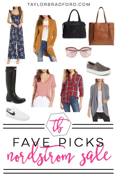 MY FAVORITE PICKS – NORDSTROM ANNIVERSARY SALE 2018